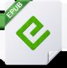 فرمت epub برای استفاده در سیستم های مختلف  با نمایش ساختار اصلی کتاب